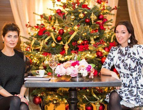 Vanity Fair с Марией Лобановой: «Я— заправильную светскость...»— интервьюс Надеждой Оболенцевой