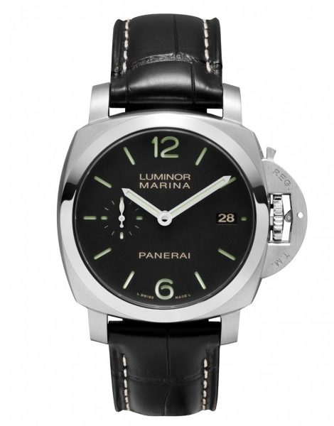 Shopping: Новая модель часов Panerai — Luminor Marina 1950 3 Days Automatic 42 mm