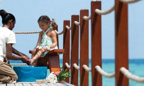 Детский вопрос с Еленой Филипченковой. Уроки на Мальдивах