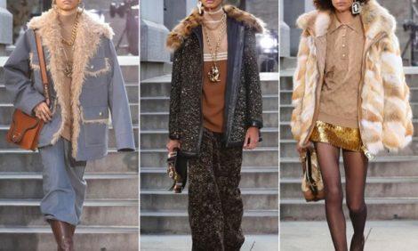 Style Notes: показ Marc Jacobs в Нью-Йорке