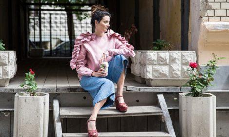 Style Notes с Мариной Изиловой: с чем носить брюки-кюлоты?