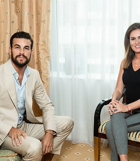 Кинобизнес изнутри с Ренатой Пиотровски: интервью с испанским актером Марио Касасом