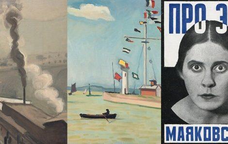 Art Weekend в Москве: окна Марке и эксперименты Родченко