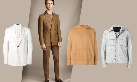 Men in Style: как этой весной носить мужской монохром?