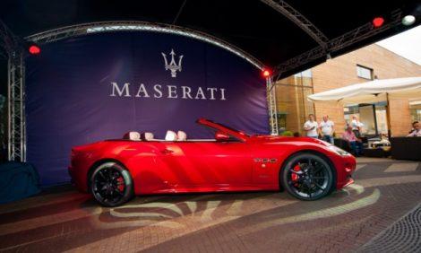 Светская хроника: В Барвихе две премьеры — часы Octo Maserati и кабриолет  Maserati GranCabrio Sport