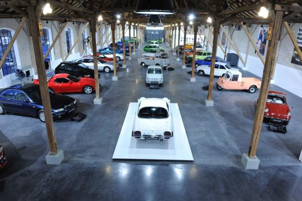 Авто: Интервью с основателем открывающегося музея Mazda Classic