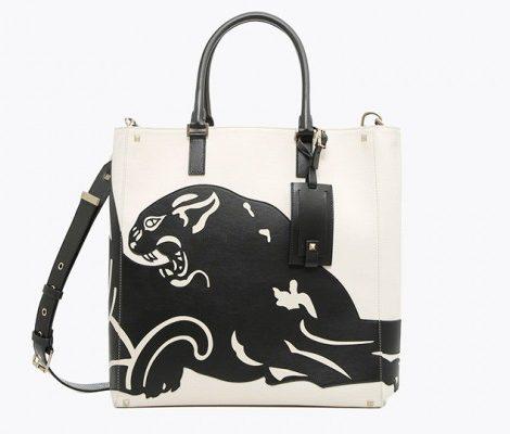 В мире животных: анималистичные иллюстрации намужских сумках