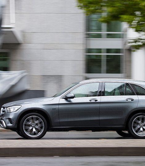 Авто с Яном Коомансом. Новые гибридные автомобили от Mercedes-Benz: революция набирает обороты