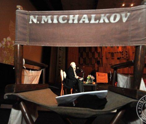 Откровенный разговор: Никита Михалков