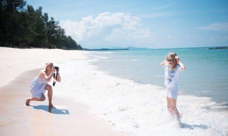 Celebrity Travel: тайские каникулы Дарьи Михалковой