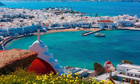 #postatravelnotes Куда поехать осенью? Сентябрь на Миконосе: где жить и что делать