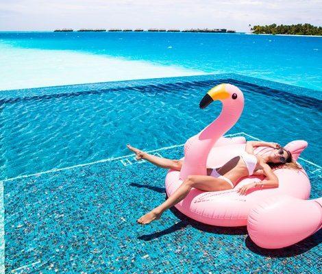 Celebrity Travel. Мальдивы с Миланой Королевой: йога у океана, массаж в тропиках и ужины на песке