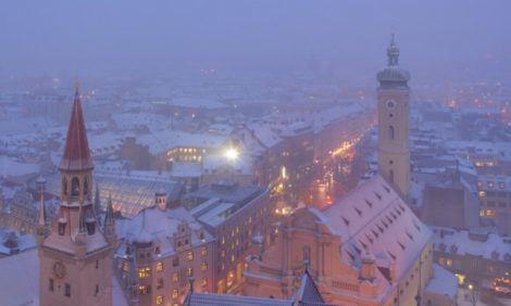 Сумерки Мюнхена: путеводитель по баварской столице