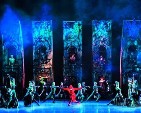 Новости: Мюзикл «Монте-Кристо» отправляется на гастроли в Шанхай