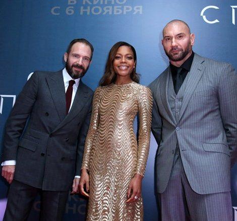 КиноТеатр: премьера фильма «007: Спектр» в Москве