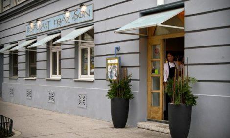 Хороший вкус с Екатериной Пугачевой: no risk no fun в венском ресторане Mraz & Sohn