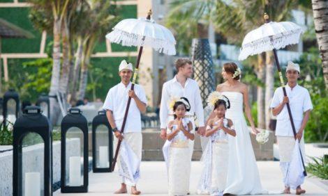 Куда поехать весной: свадьба на Бали и немного больше в The Mulia, Mulia Resort & Villas на Бали