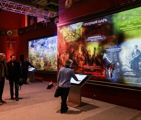 Art & More: как научиться разбираться в истории? Отправляемся на мультимедийную выставку на ВДНХ