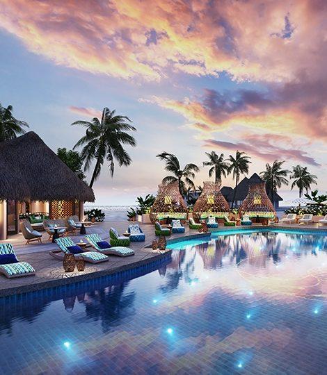 Travel Experts: эксклюзивное интервью свладельцем самого загадочного отеля наМальдивах The Nautilus— Доктором Манику