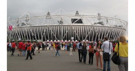 Олимпийский блог: Открытие Игр глазами Галины и Алексея Немовых