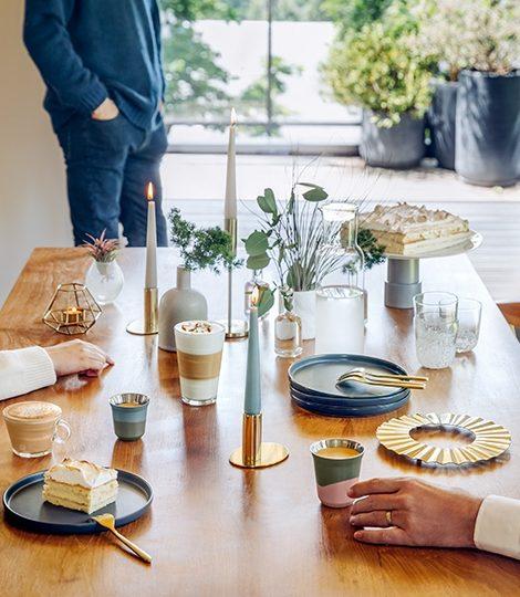 Nespresso Nordic Moments: новая коллекция блендов и аксессуаров