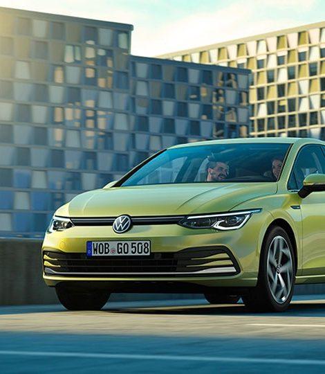 Мировая премьера Volkswagen Golf 8