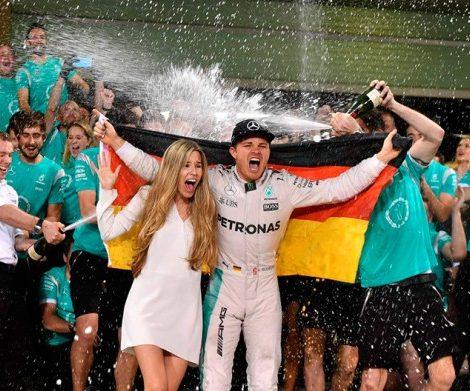 Авто: Нико Росберг — чемпион «Формулы-1» 2016 года