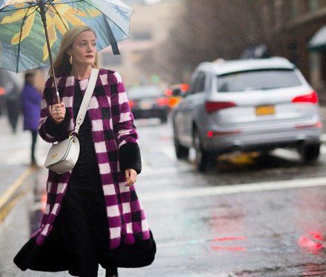 Street Style: уличный стиль на Неделе моды в Нью-Йорке