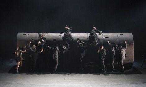 КиноТеатр: по воле рока. Премьера «Царя Эдипа» в Театре Вахтангова