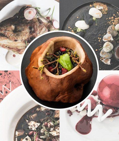 Let's Talk Food: 12 самых обсуждаемых блюд гастрономического фестиваля Omnivore