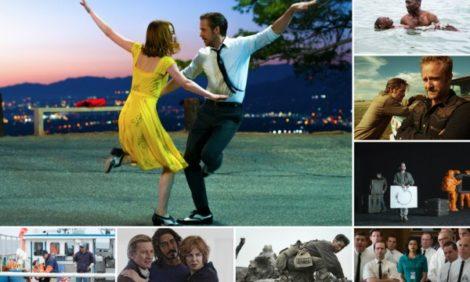 Кино на уикенд: обязательно к просмотру — фильмы-номинанты на «Оскар»
