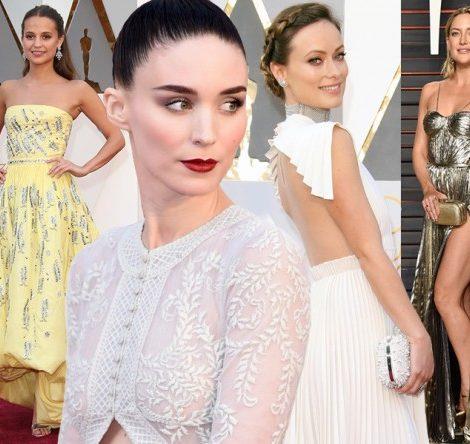 Тема к обсуждению со Снежаной Георгиевой: лучшие и худшие fashion-образы церемонии «Оскар-2016»