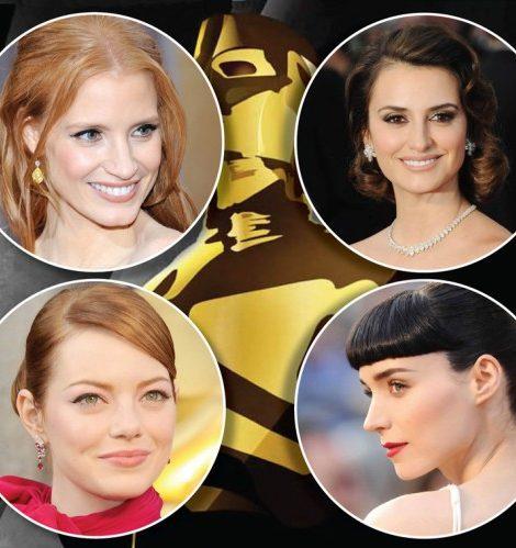 Мастер-класс: лучший макияж с церемонии «Оскар»