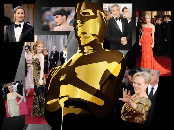 Новости: как выглядели герои «Оскара» в фильмах и на красной дорожке