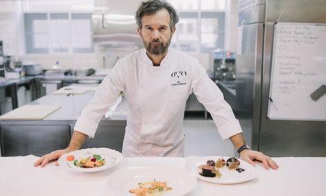 Food Time c Илоной Федотовой: ресторан OVO by Carlo Cracco открылся в Lotte Hotel Moscow
