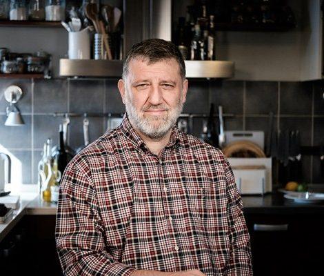 Вкус истории: литературная гастрономия Сергея Пархоменко