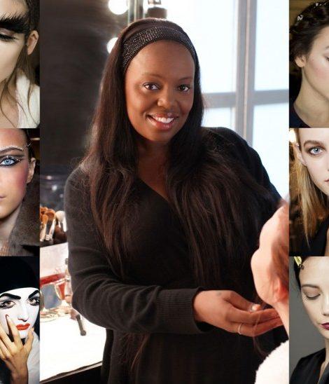 Backstage Beauty с Евгенией Ленц: Пэт МакГрат для показа Victoria Beckham в Нью-Йорке