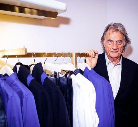 Светская хроника: Пол Смит лично представил в Москве проект A Suit To Travel In