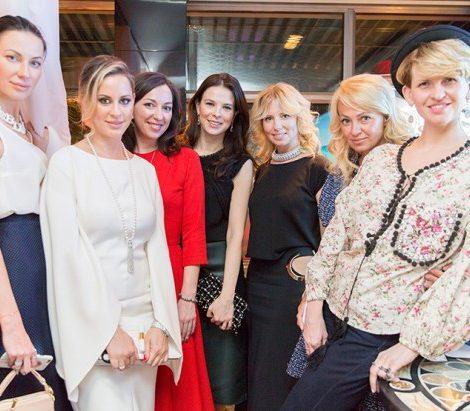 Women in Power: в «Русских сезонах» состоялся ужин Posta-Magazinе и Universal Resorts Maldives