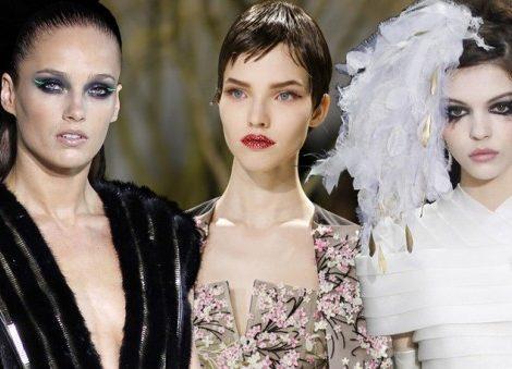 Backstage Secrets: неожиданные приемы макияжа на Парижской Неделе Haute Couture