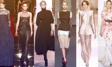 Inspiration Hunter с Юлией Пош. Неделя haute couture в Париже