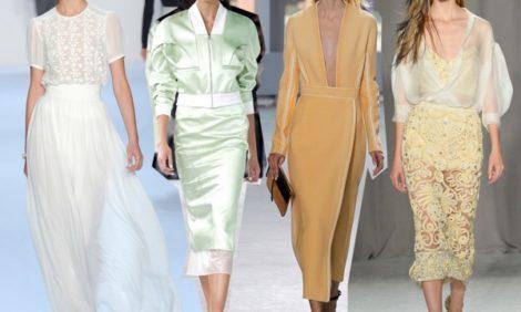 Inspiration Hunter с Юлией Пош: 15 лучших образов с Недели моды в Нью-Йорке