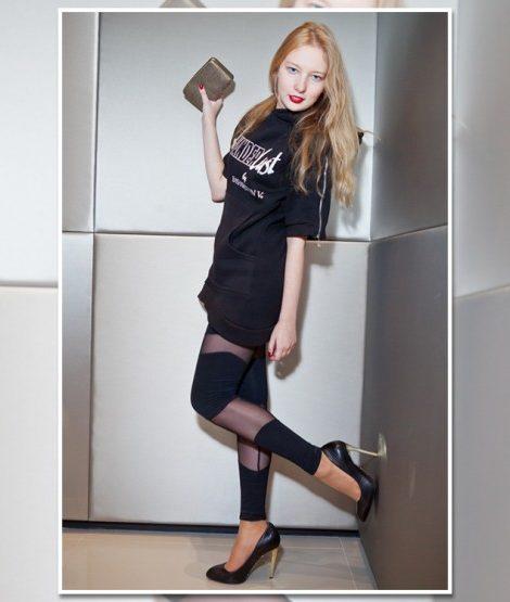 Inspiration Hunter с Юлией Пош: свитшоты для модниц — с улиц на подиумы
