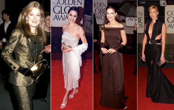 Новости: лучшие красные дорожки Golden Globe последних лет