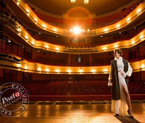 КиноТеатр: эксклюзивное интервью с актрисой театра и кино Дарьей Поверенновой