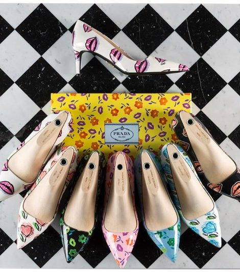 Это мое: Prada возвращает сервис по созданию туфель на заказ