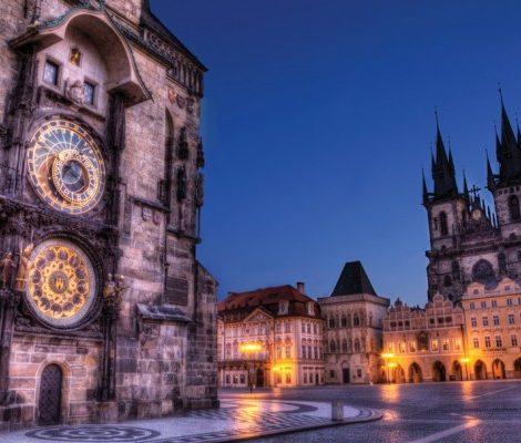 Celebrity Travel. Прага из окна отеля Four Seasons