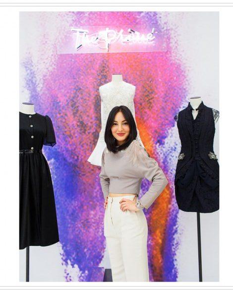 Светские детали с Екатериной Одинцовой: в Москве открылся бутик ультрамодных вещей