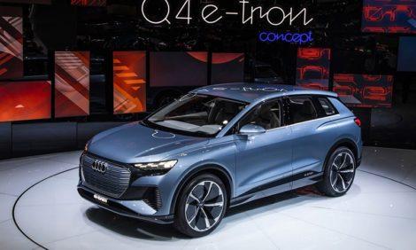 Авто с Яном Коомансом. Интервью-сессия, посвященная Audi e-tron: электрическое будущее по версии Audi