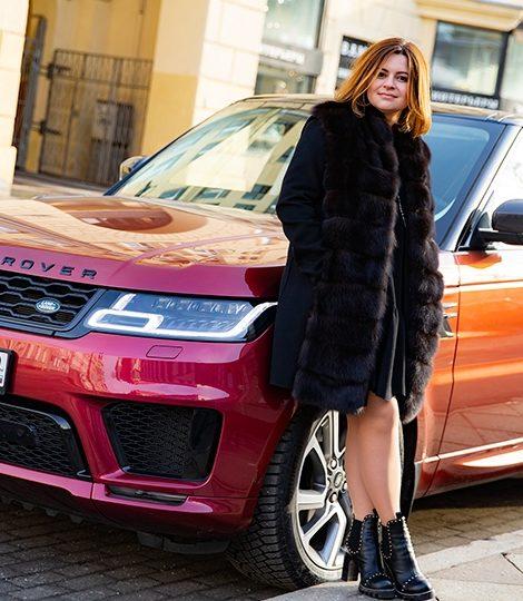 О бизнесе, путешествиях и финансах: 30 минут в авто с руководителем Private Banking Банка Открытие Алиной Назаровой